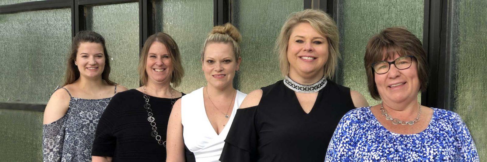 financial aid team