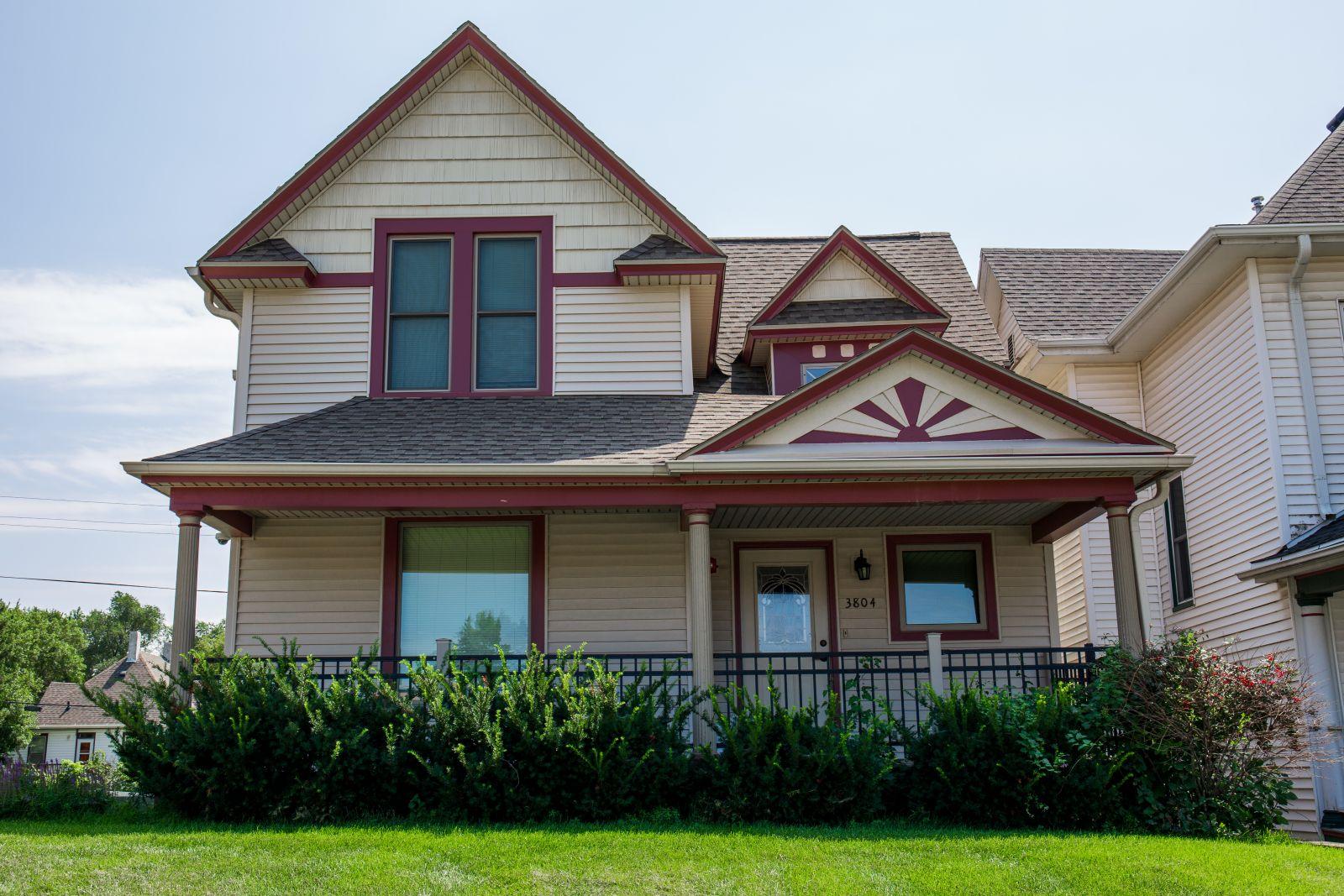 garettson house left side
