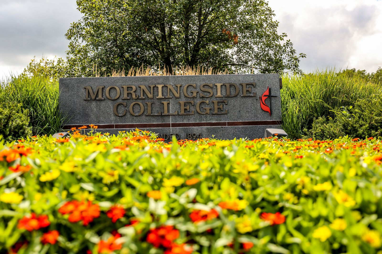 morningside college sign