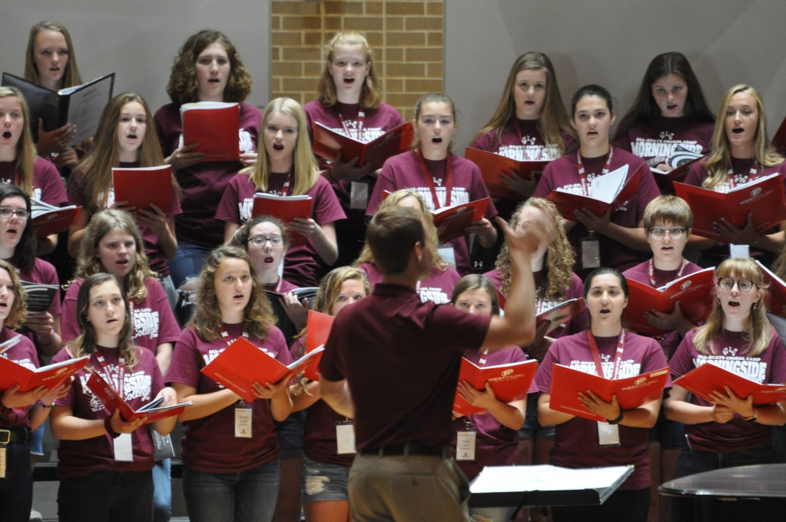 all state singers