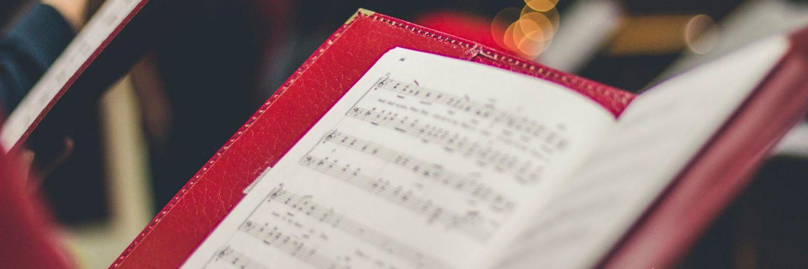 Music in folder