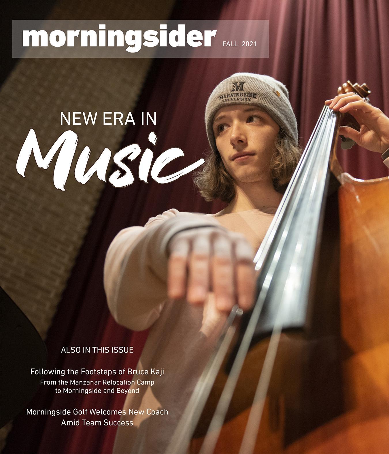 Spring Morningsider Cover