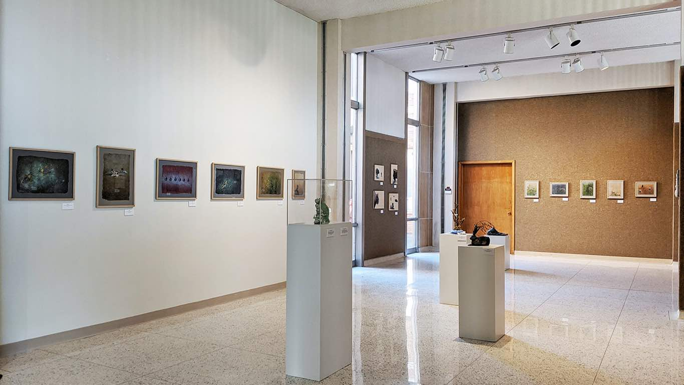 Eppley Art Gallery at Morningside College