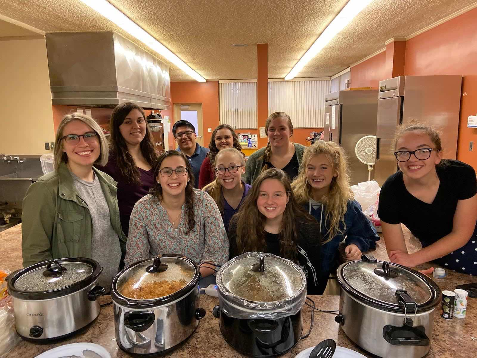 Morningside ODK Faculty Appreciation Dinner
