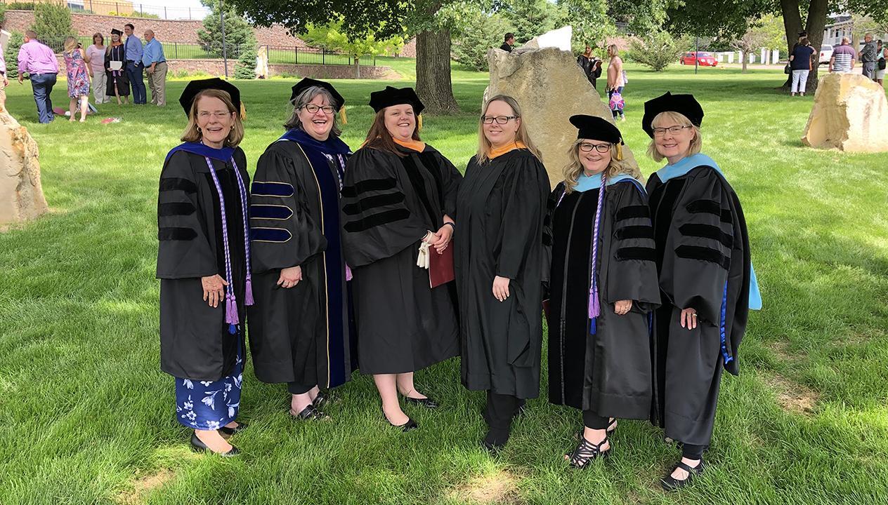 Morningside nursing faculty