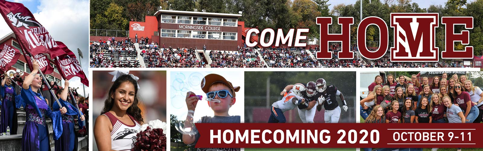 morningside college homecoming banner 2020