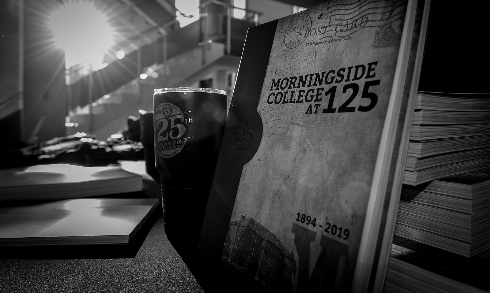 Morningside at 125 book