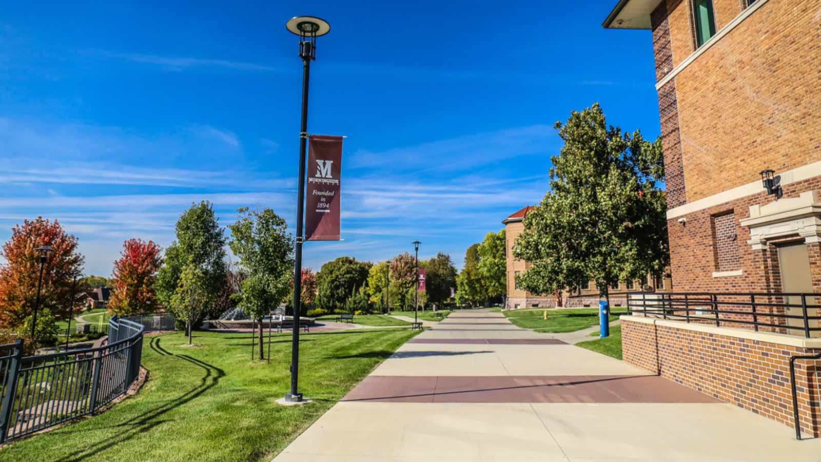 Morningside College campus