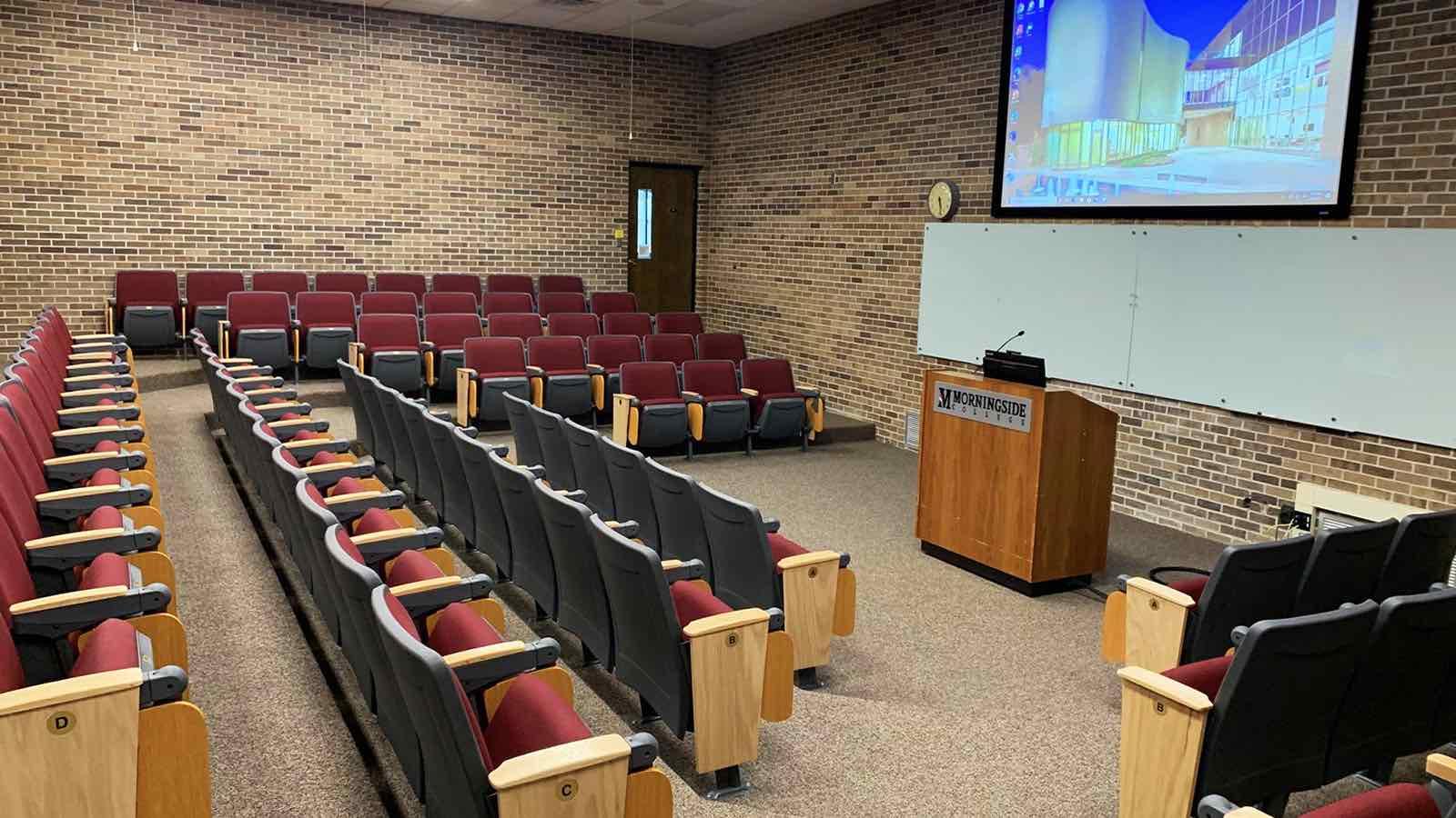 UPS Auditorium at Morningside College