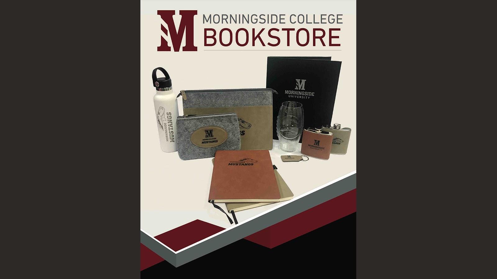 Bookstore brochure photo