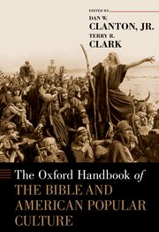 oxford handbook of bible and pop culture 2020