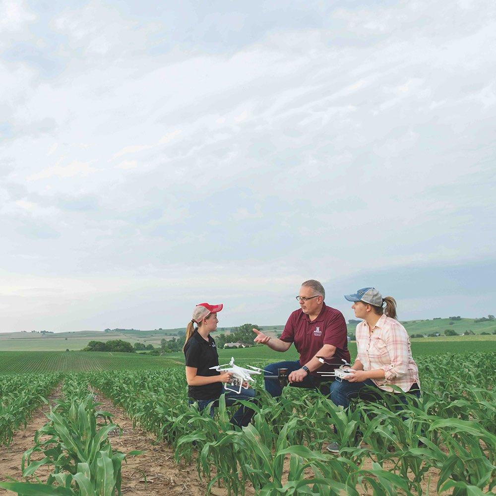 Morningside College Agriculture and Food Studies Program