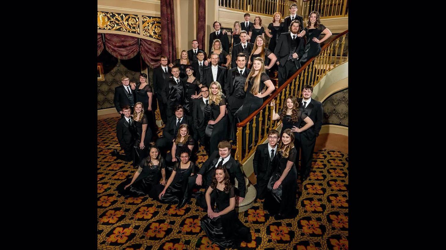 The Morningside Choir 2019-2020