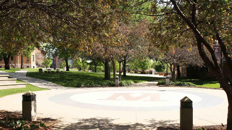 Morningside College campus
