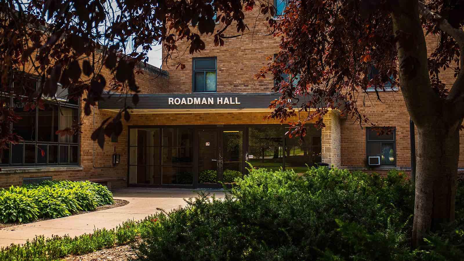 Roadman Hall at Morningside College