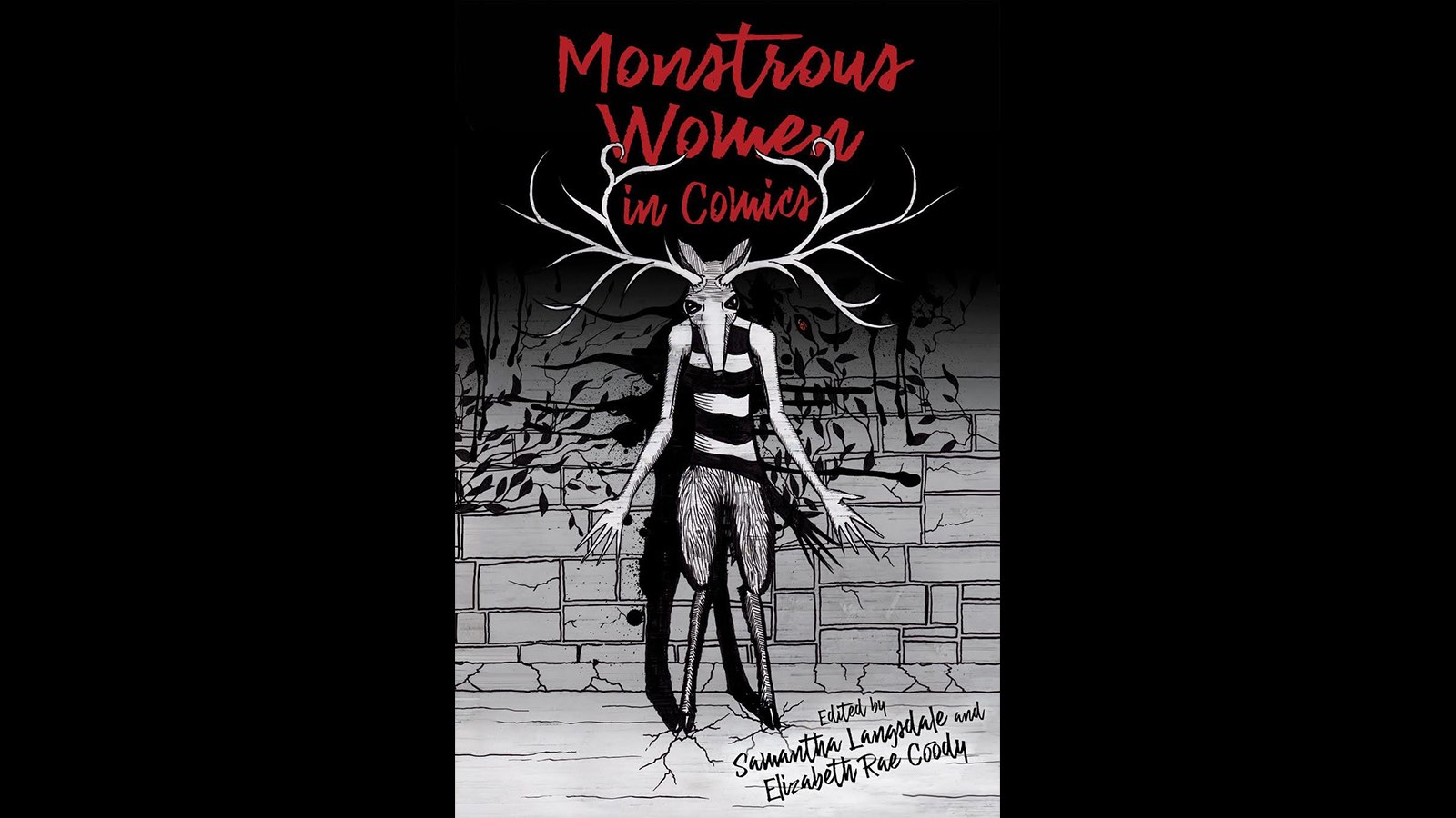 Cover for Monstrous Women in Comics