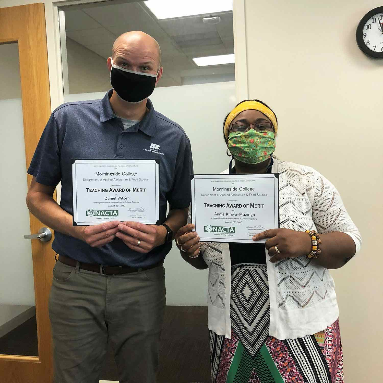 witten muzinga nacta awards masks