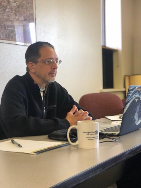 greg guelcher history conference 2021