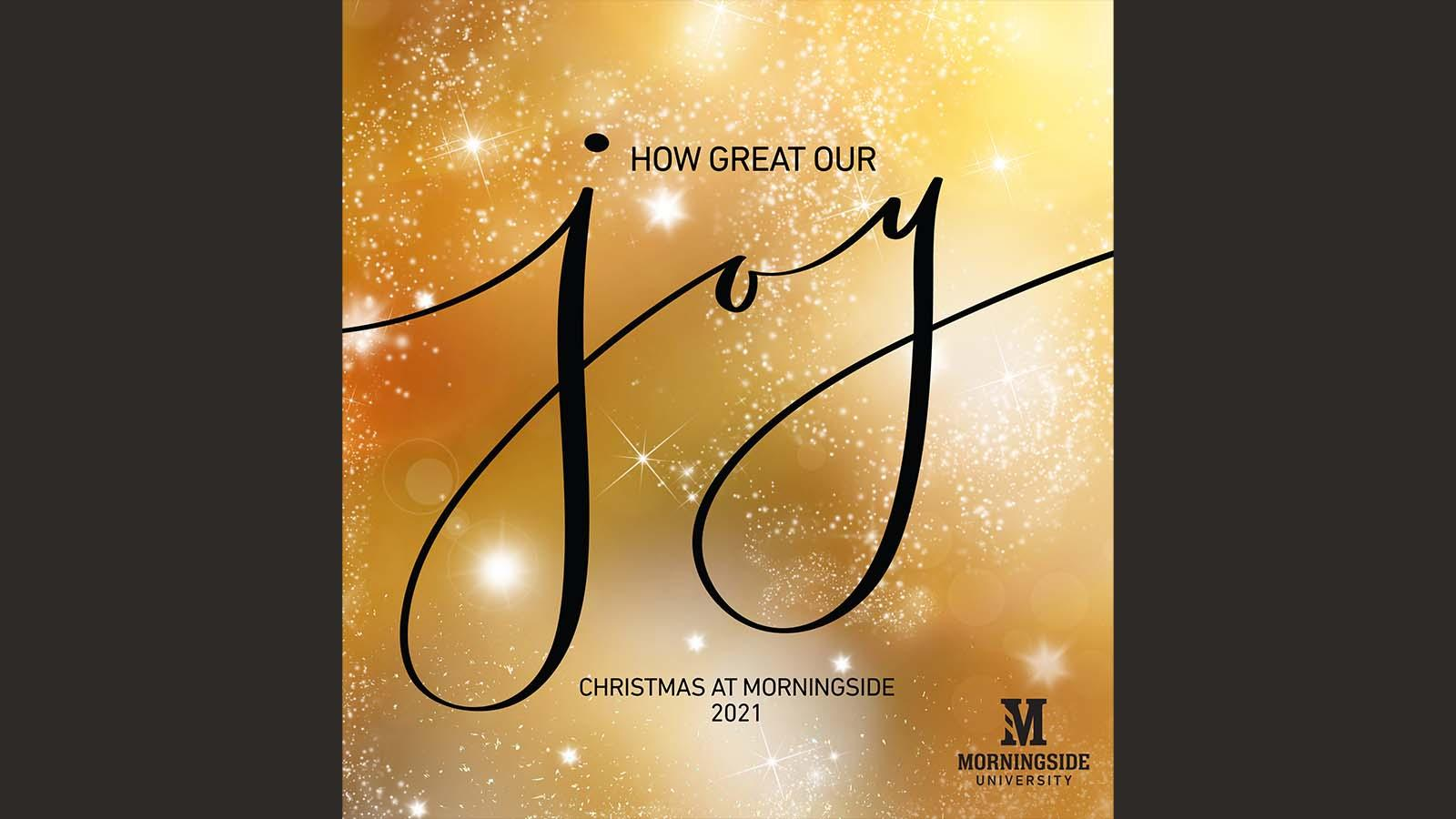 Christmas at Morningside 2021 graphic
