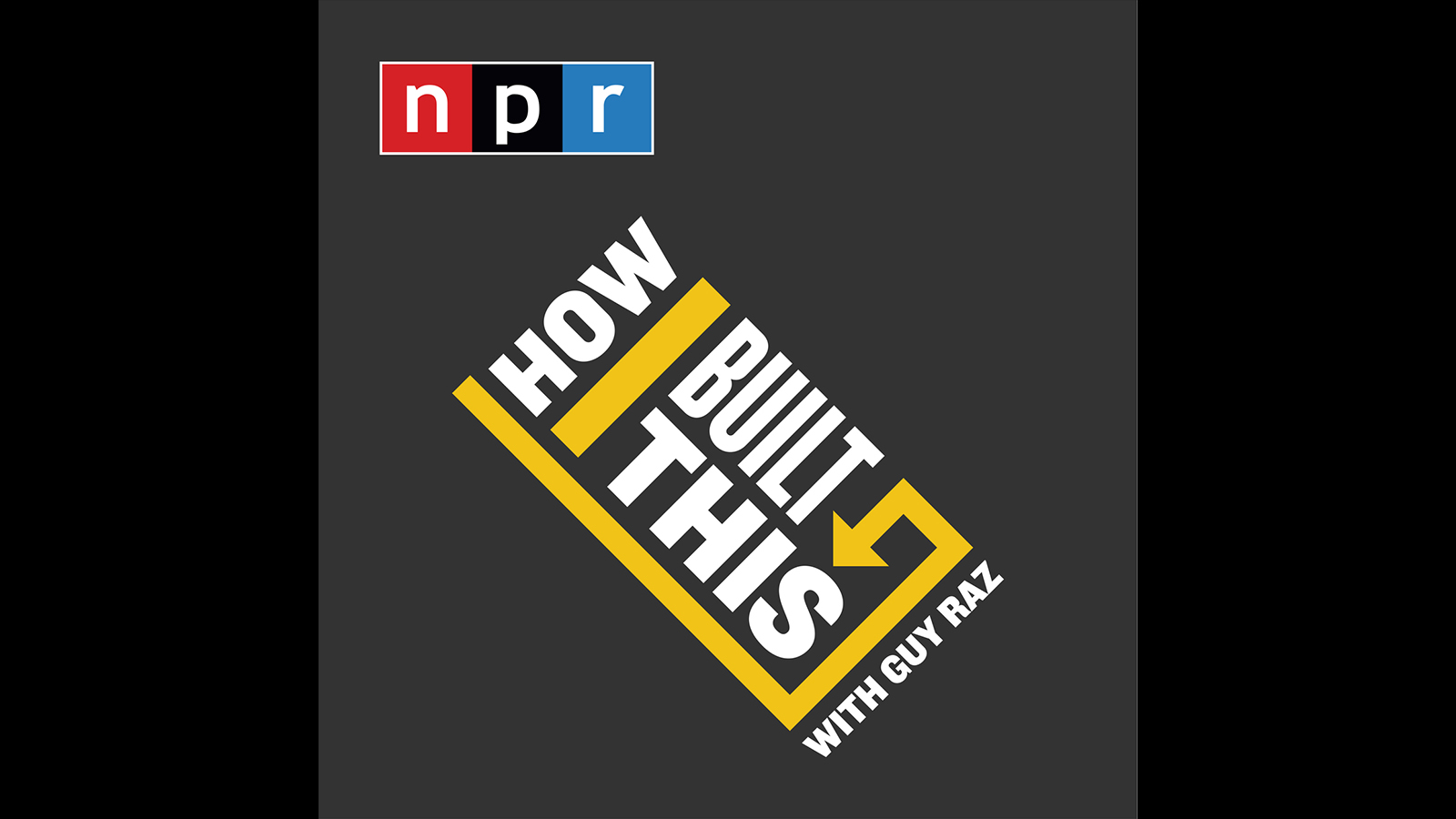 NPR How I Built This logo