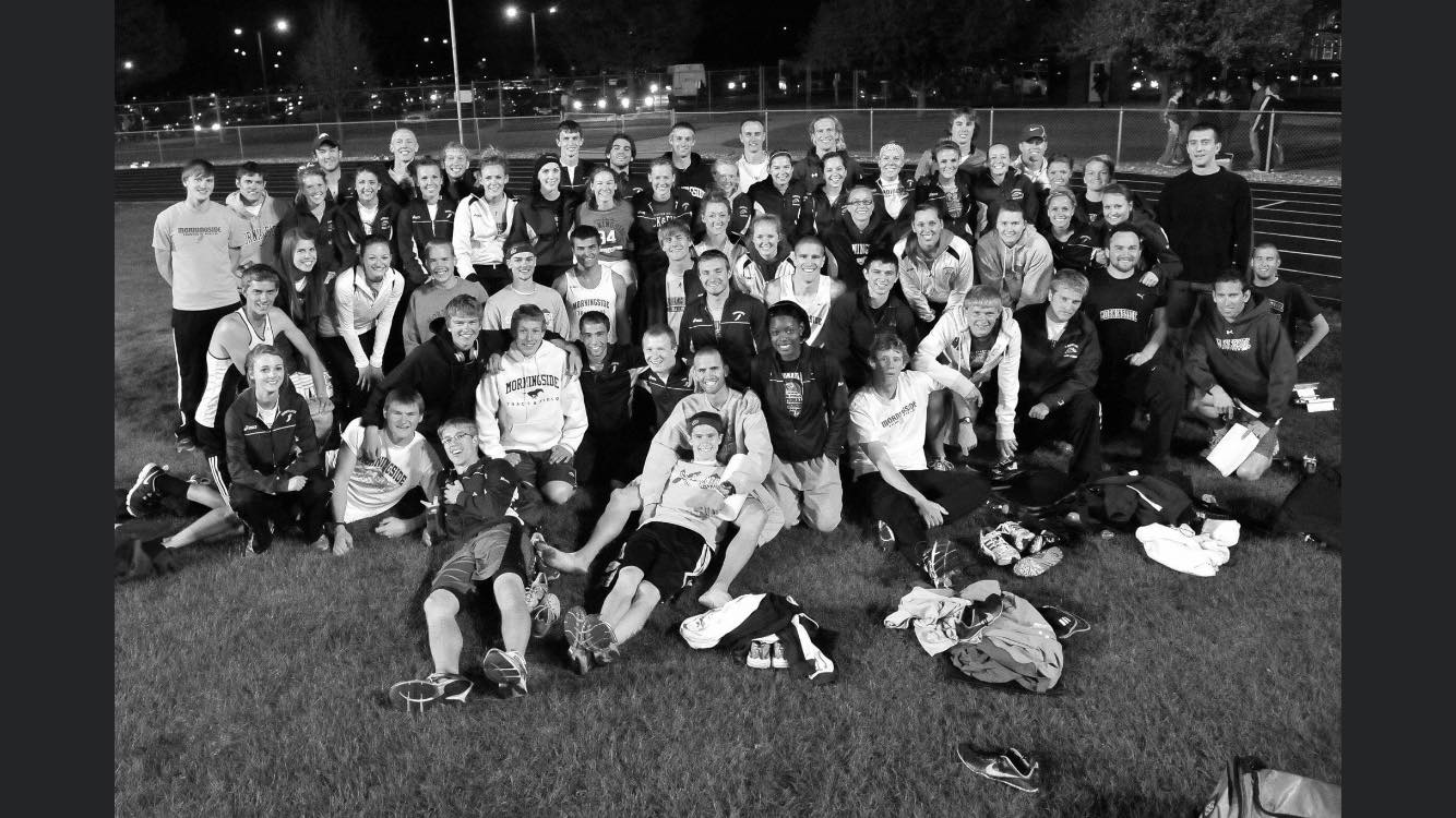 Morningside track team