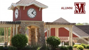alumni clock tower